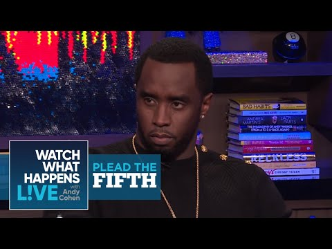 "Are Sean ""Diddy"" Combs And 50 Cent Good? 