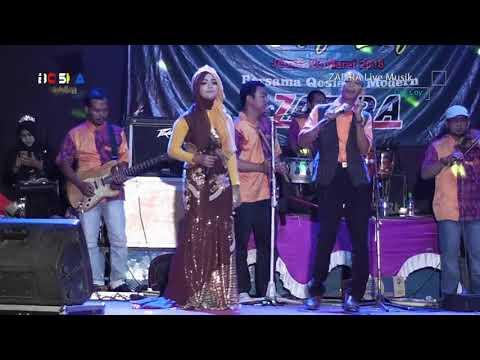 ASAM DIGUNUNG GARAM DILAUT ZAKY FT PAK QOMAR // ZAFIRA LIVE WELAHAN 2018
