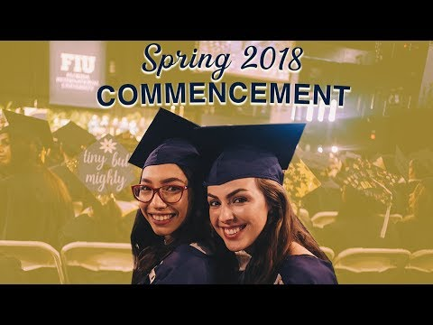 Spring 2018 FIU Commencement - YouTube