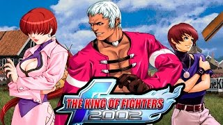 The King Of Fighters 2002 Jogo Completo