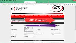 How to File KRA Withholding Tax Returns in iTax.mp4