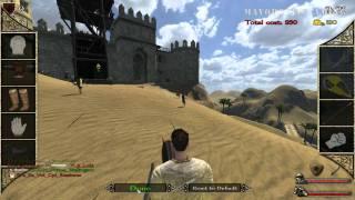 Gameplay - Mount & Blade Warband - Parte 1