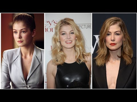 Rosamund Pike  From 20 to 38 Years Old