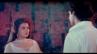 Rahul Roy And Sheeba Sensational Kiss - Pyaar Ka Saaya - Best Kissing Scenes