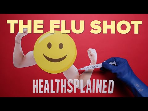 How The Flu Shot Works In Your Body, Healthsplained