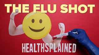 How The Flu Shot Works In Your Body • Healthsplained