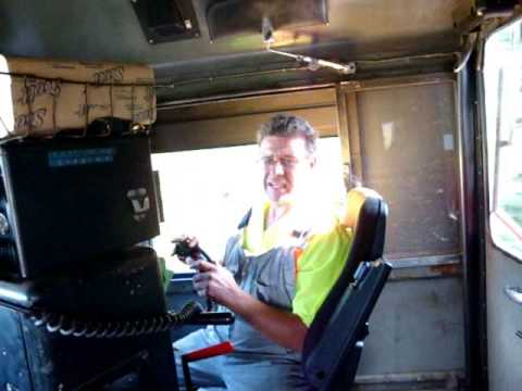Freight Train Engineer Snaps  Goes Mickey Mouse - YouTube - frieght conductor