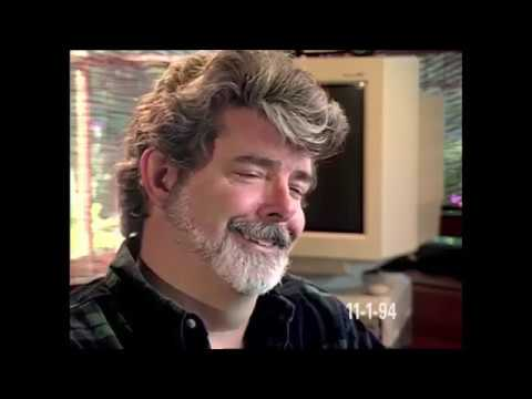 Star Wars Episode 1 George Lucas Lost Interview