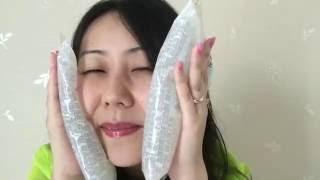 Seios fria para nasais compressa dos ou quente inchaço