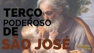 TERÇO PODEROSO DE SÃO JOSÉ