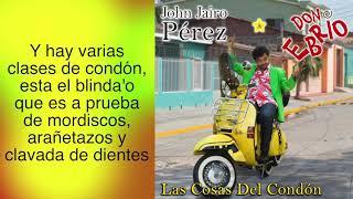 JOHN JAIRO PEREZ - LAS COSAS DEL CONDON