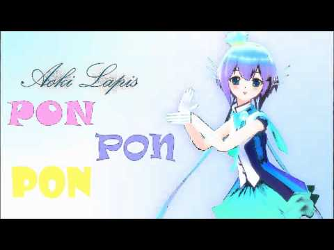 Ponponpon - Aoki Lapis