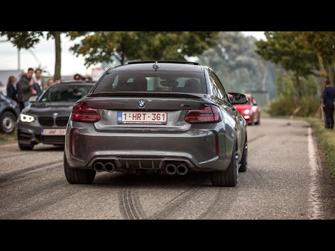 430HP Stage 2 BMW M2 F87 with Remus Exhaust - LOUD Revs & Accelerations !