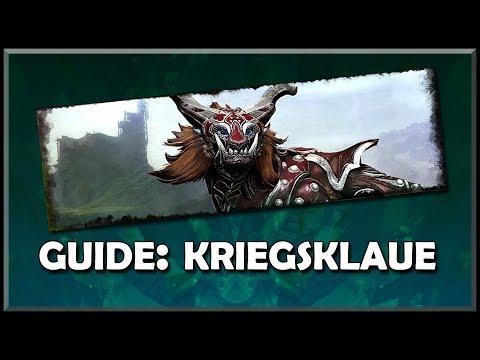 Guild Wars 2 - Path of Fire   Kriegsklaue Guide thumbnail