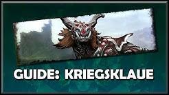 Guild Wars 2 - Path of Fire | Kriegsklaue Guide