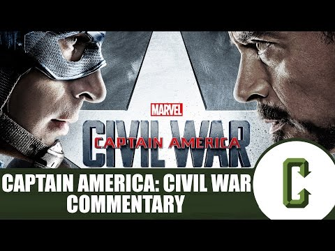Captain America: Civil War Commentary