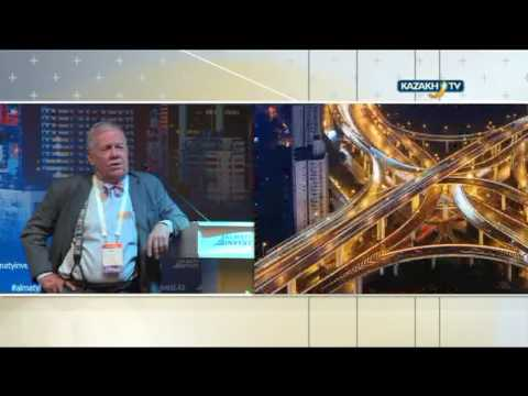 """""""Route to the future"""" #9 (12.08.2016) - Kazakh TV - eng"""