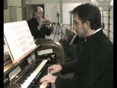 fabiano maniero. Duo Maniero-Celeghin.T. Albinoni concerto in Do Magg. 1 allegro