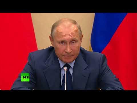 Putin w sprawie VIM Airlines