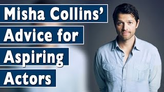 🔥 Misha Collins Gives Advice to Aspiring Actors on How to Get Acting Jobs | Supernatural