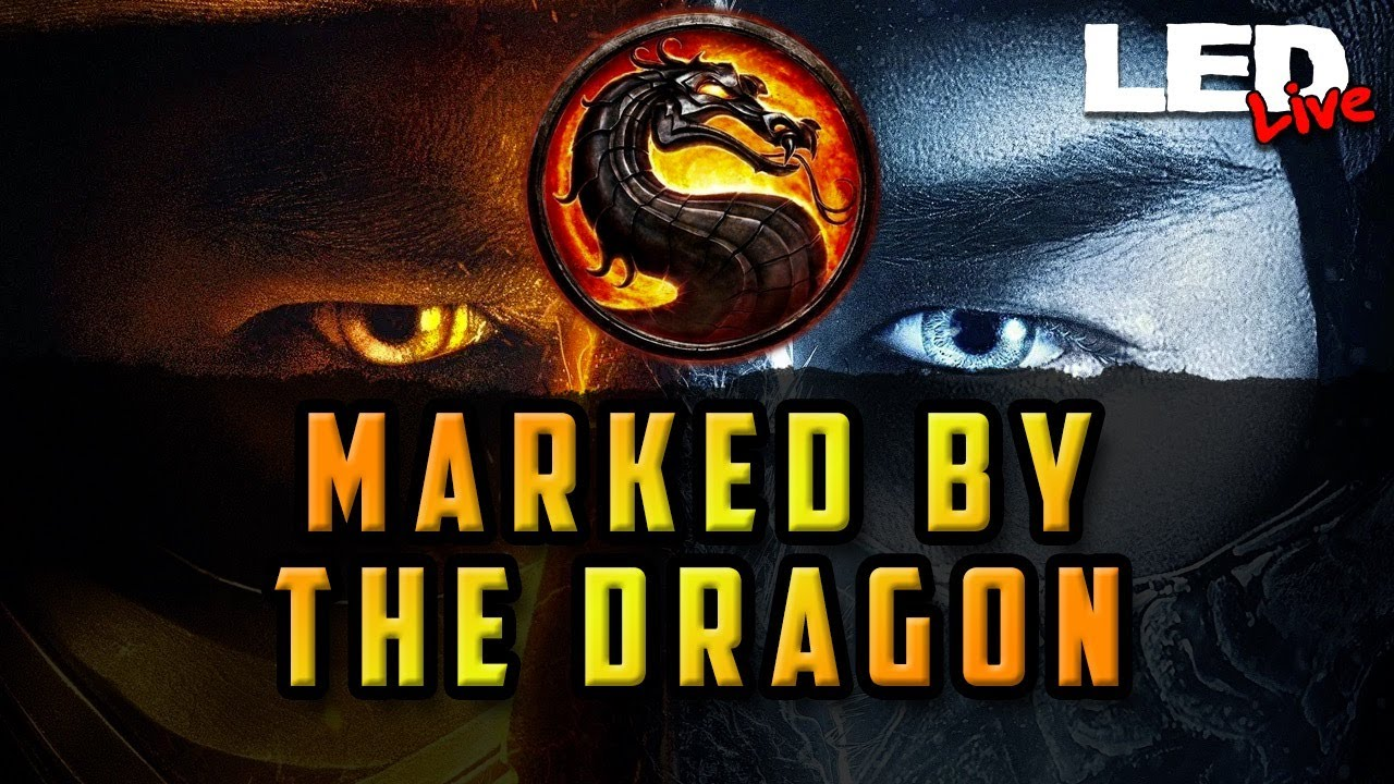 Mortal Kombat Trailer Reaction | Marked by the Dragon