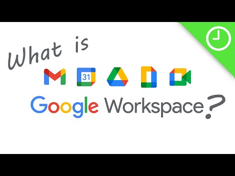 What is Google Workspace?
