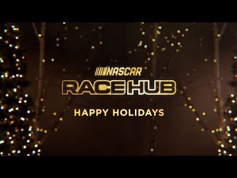 Happy Holidays From Adam and Shannon | NASCAR RACE HUB