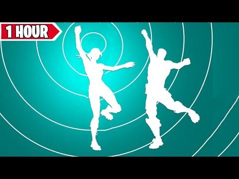 Fortnite My World Emote 1 Hour Version! (Ayo \u0026 Teo)