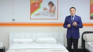 видео Кровать в интерьере: советы экспертов при выборе