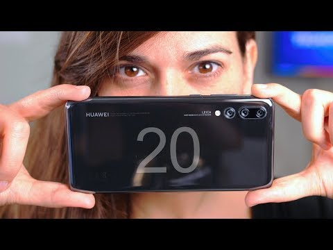 DURAS PRUEBAS DEL MONSTRUO!! Huawei P20 Pro