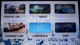 Need for Speed: Most Wanted U (Key Features for the Wii U) 1080p Full HD