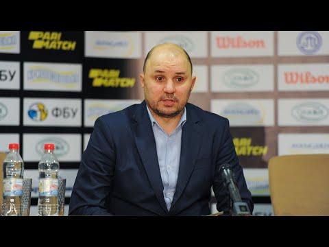 BCKHIMIK: Пресс-конференция после игры
