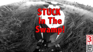 Stuck in the Swamp (on a Jet Ski)