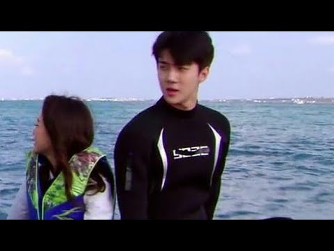 """Sehun × Sejeong × park minyoung """"busted - YouTube"""