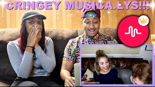 TRY NOT TO CRINGE with BABY ARIEL By Shane Reaction!!!