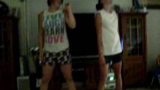 "Boardman Girls Do The ""Cha Cha Slide"""