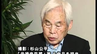 Intervista a Kaneto Shindô su Kenji Mizoguchi