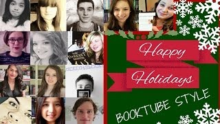 HAPPY HOLIDAYS | BOOKTUBE STYLE! Thumbnail