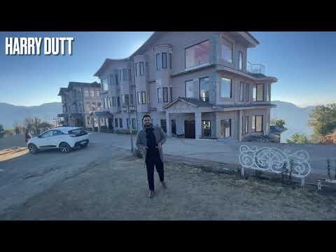 Tour of Luxurious 4 BHK Triple Story Penthouse Villas at Auramah Valley Naldehra ,Shimla Himchal