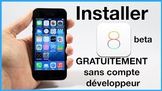 comment mettre ios 8