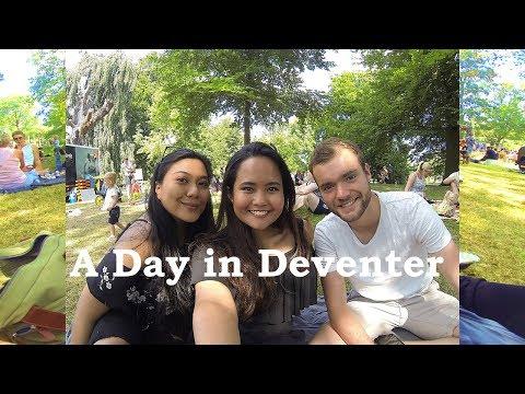 Dagje Deventer // Summer '17