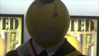 暗殺教室 Assassination Classroom 2015 劇場限定グッズ Theater limite...