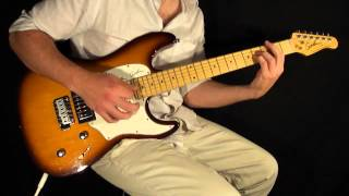 The Beatles - Day Tripper (Guitar Cover) HD