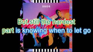 5sos - Babylon Instrumental Karaoke (Album : Youngblood)