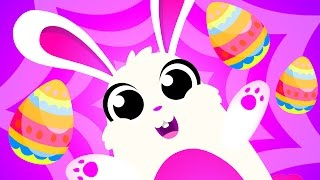 🔴 Peekaboo Bunny! Hide and Seek, Chocolate & Egg Game by Little Angel Song & Music