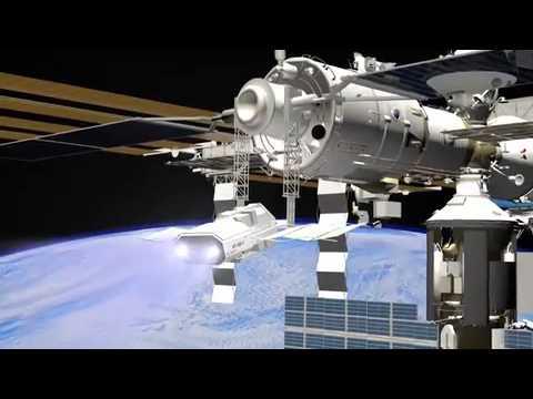 NASA astronaut explains science behind...