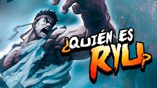 La Historia de Ryu (Street Fighter)