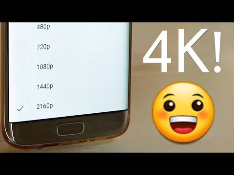 Enable 4K & 2K Videos On Youtube In Any Android Device - YouTube