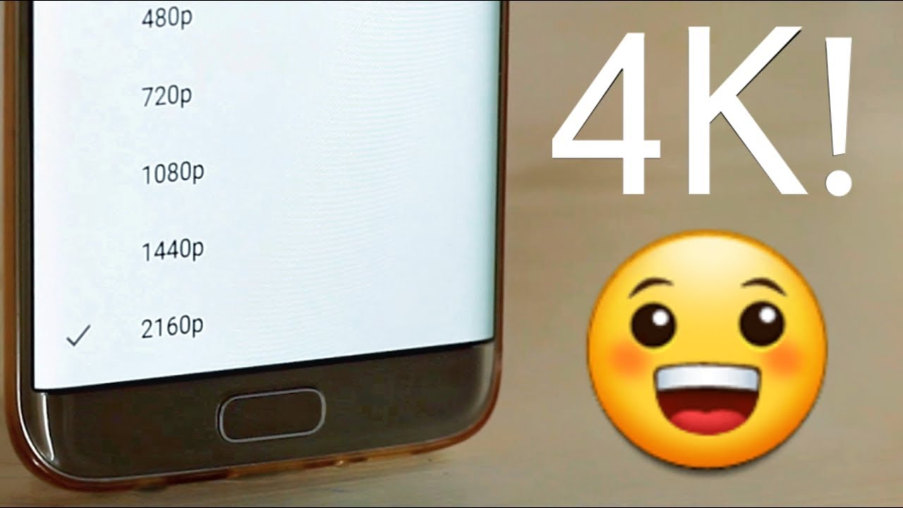 Enable 4K & 2K Videos On Youtube In Any Android Device