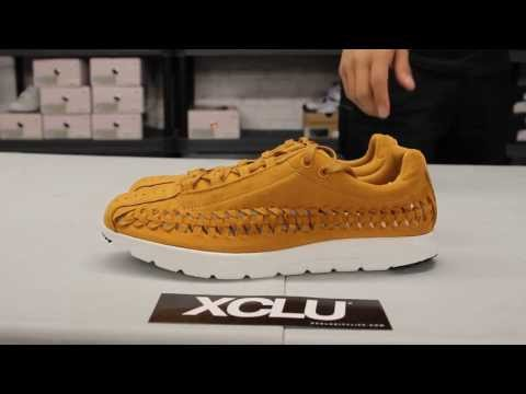 Nike Mayfly Woven QS - Bronze - Unboxing Video At Exclucity